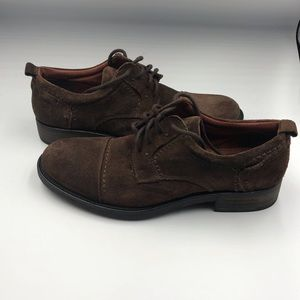 GUESS, Men's Suede Loafer, EUC
